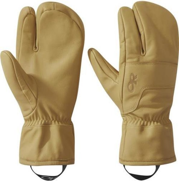 Outdoor Research Aksel 3 Finger Work Gloves