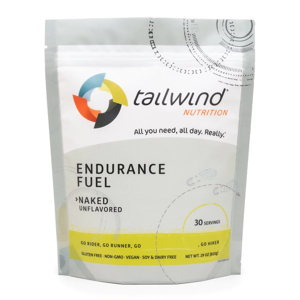 Tailwind Endurance Fuel - Naked (Unflavored) - 30 Servings (810g)