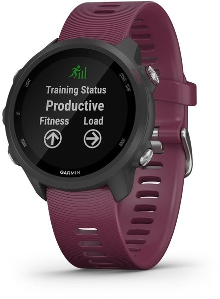 Garmin Forerunner 245 Color: Black Berry