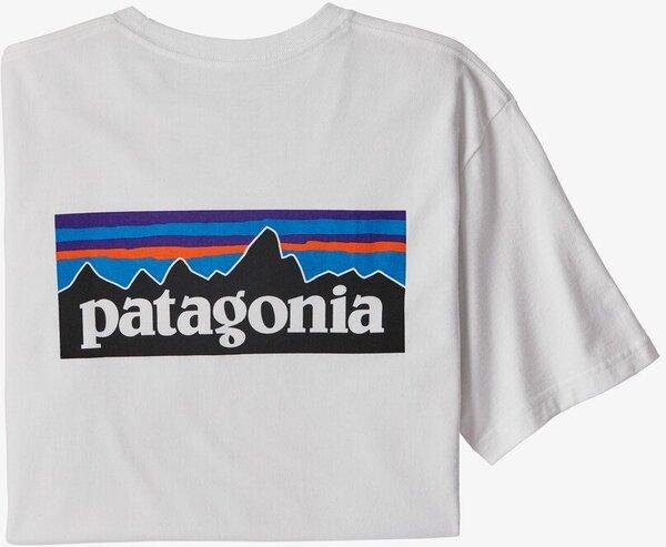 Patagonia P-6 Logo Responsibili- Tee Men's
