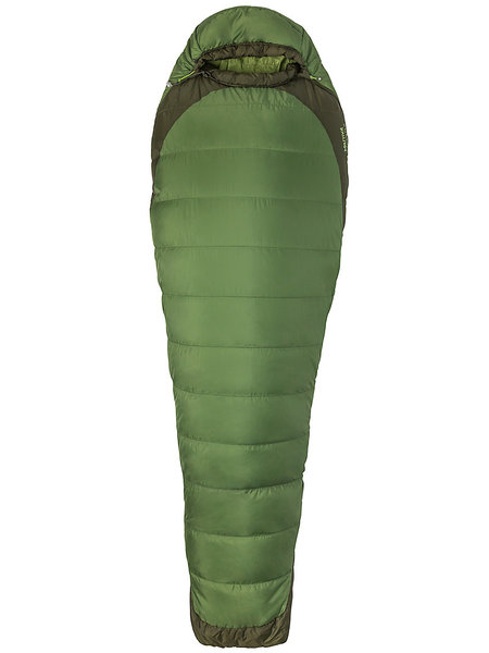 Marmot Trestles Elite Eco 30 Sleeping Bag (-1C/30F) Color: Vine Green/Forest Night
