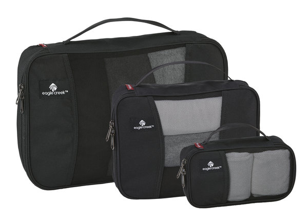 Eagle Creek Pack-It Original Cube Set (XS/S/M) Color: Black