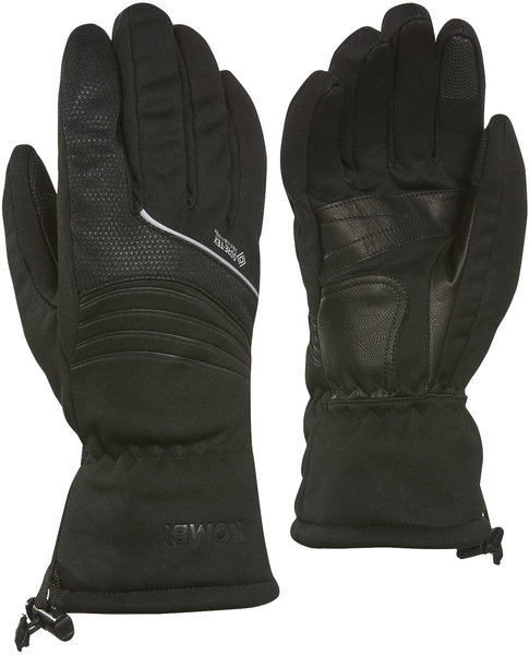 Kombi Outdoorsy GORE-TEX INFINIUM Gloves - Men's Color: Black