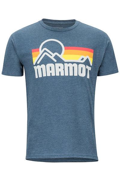 Marmot Coastal SS Tee - Men's