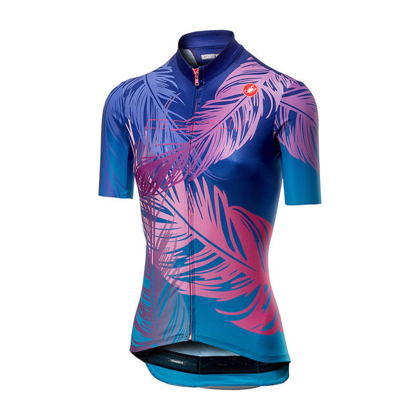 Castelli Tabula Rasa Jersey FZ - Women's Color: PIUMA PURPLE
