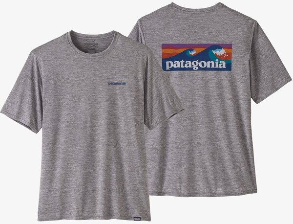 Patagonia Capilene® Cool Daily Graphic Shirt - Men's