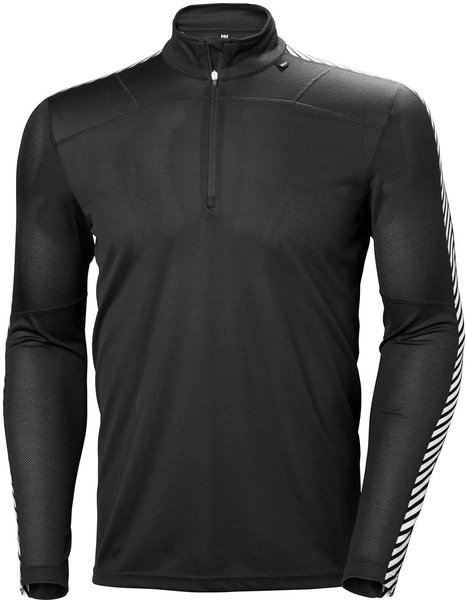 Helly Hansen Lifa 1/2 Zip - Men's Color: Black
