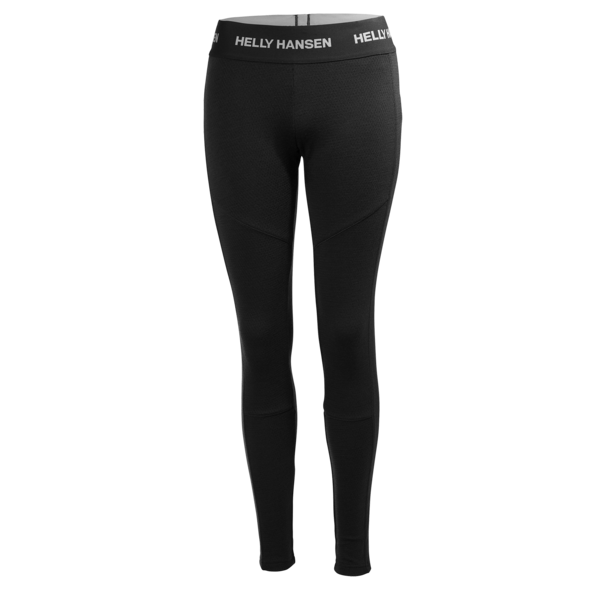 Helly Hansen Lifa Merino Pant - Women's Color: Black