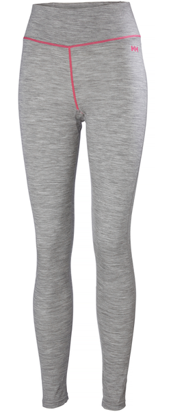 Helly Hansen Lifa Merino Midweight Pant - Women's - 2019 Color: Grey Melange