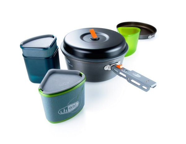 GSI Pinnacle Backpacker Cookset