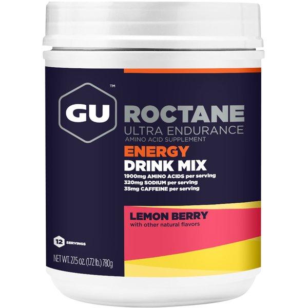 GU Roctane Energy Drink - Lemon Berry (780g) - 12 Servings