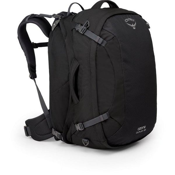 Osprey Ozone Duplex 65 Travel Pack - Men's Color: Black