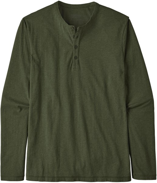 Patagonia Long-Sleeved Daily Henley - Men's