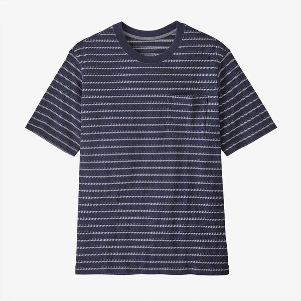 Patagonia Organic Cotton Midweight Pocket Tee - Men's Color: Cordelette