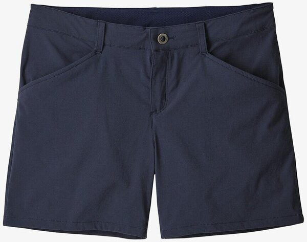"Patagonia Quandary Shorts - 5"" - Women's Color: New Navy"