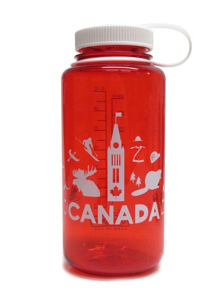 Nalgene Tritan Wide Mouth Bottle - 32oz / 946ml - Canada