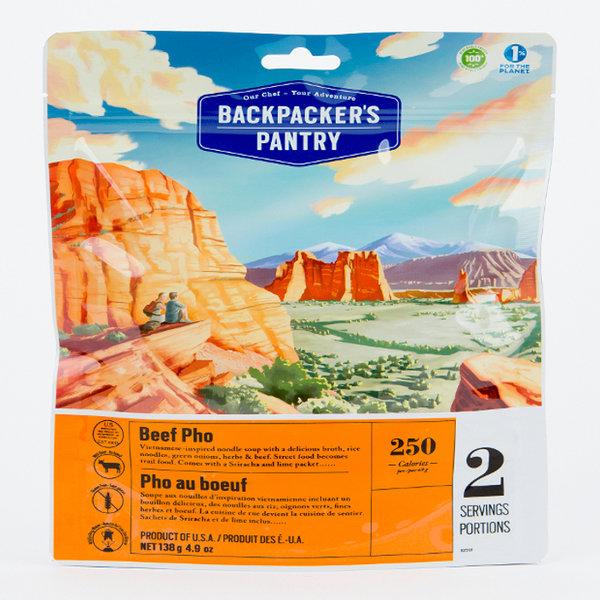 Backpacker's Pantry Beef Pho