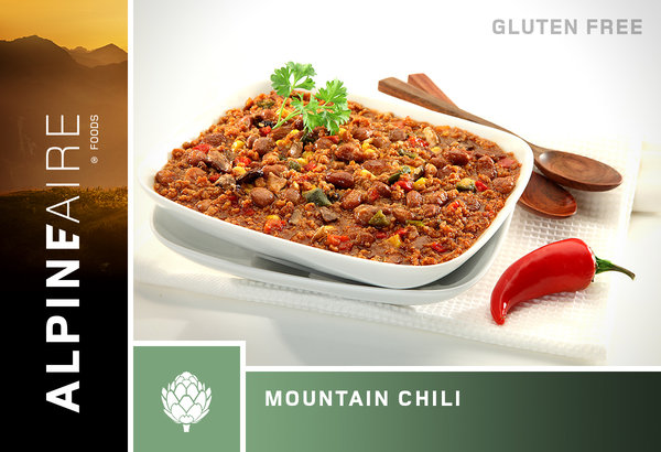 AlpineAire Mountain Chili (Gluten Free)