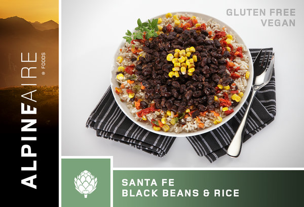 AlpineAire Santa Fe Black Beans and Rice