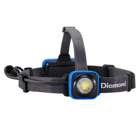 Black Diamond Sprinter USB Rechargeable Headlamp (200 Lumens)