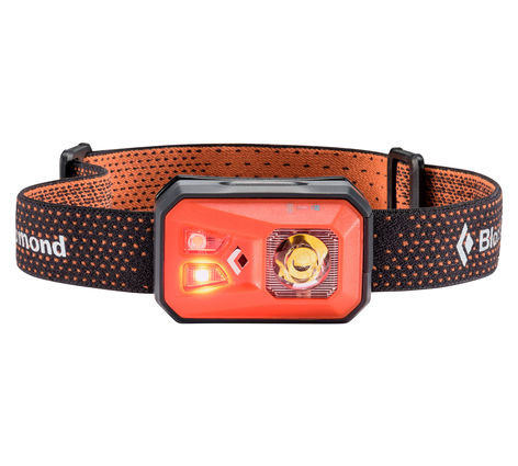 Black Diamond Revolt Headlamp Color: Octane