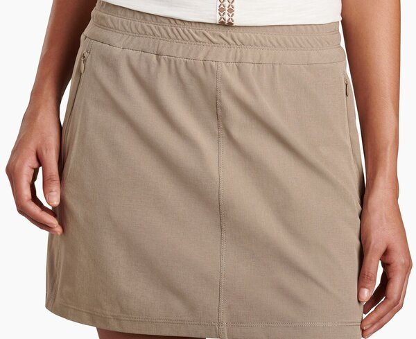 Kuhl Freeflex Skort - Women's Color: Flint