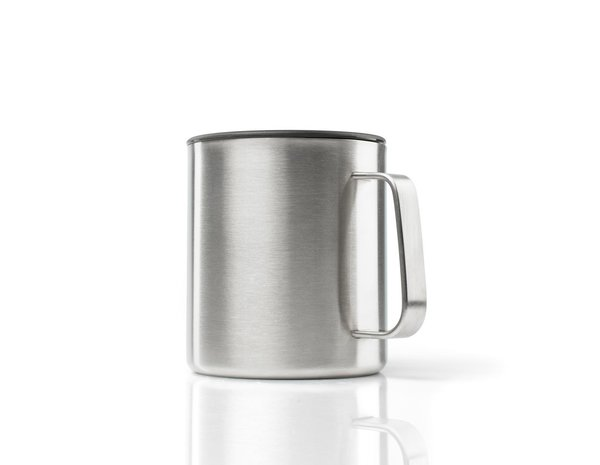 GSI Glacier Stainless 15oz / 444ml Camp Cup