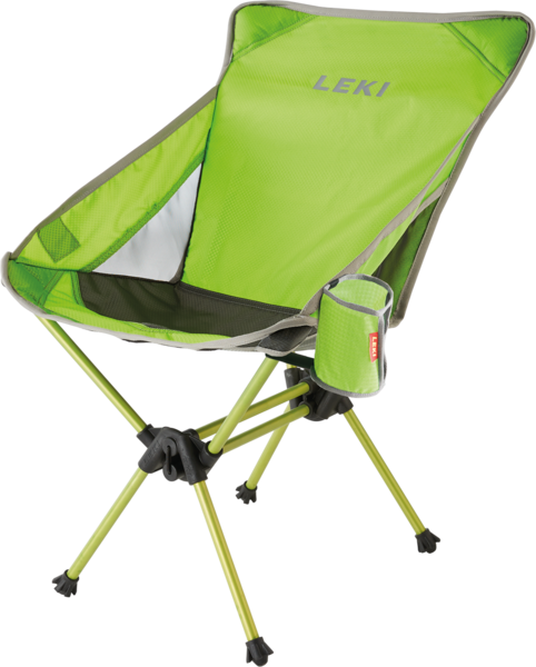Leki Timeout Color: Green