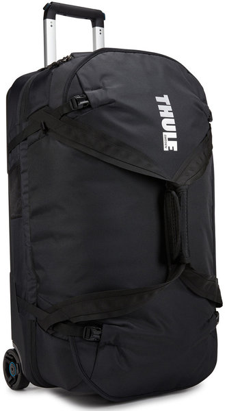 Thule Subterra Wheeled Duffel 75cm/30 - 90L Color: Black