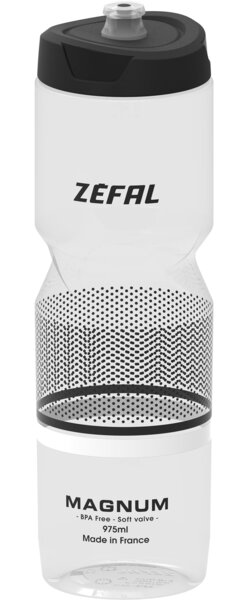 Zefal Magnum 975ml Cycling Water Bottle