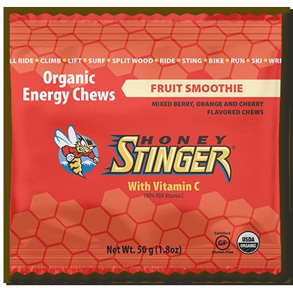 Honey Stinger Organic Energy Chew - Fruit Smoothie (50g)