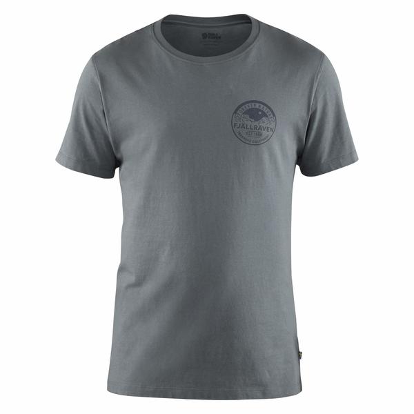 Fjallraven Forever Nature Badge T-Shirt - Men's