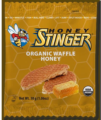 Honey Stinger Organic Waffle - Honey (30g)