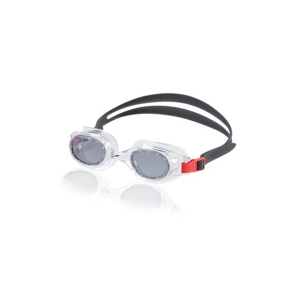 Speedo Hydrospex Classic Goggle Color: Smoke Ice