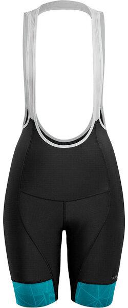 Sugoi Evolution Print Bib Shorts - Women's