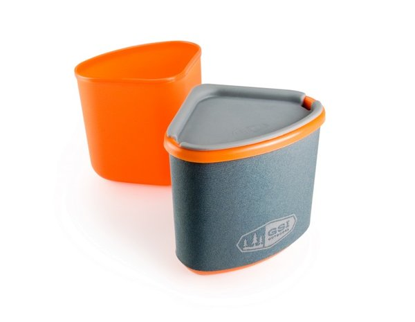 GSI Gourmet Nesting Mug and Bowl