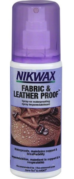 Nikwax Fabric & Leather Proof Spray 125ml