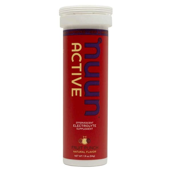 nuun Active Hydration - Fruit Punch (10 tablets)