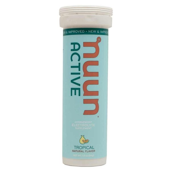 nuun Active Hydration - Tropical Fruit (10 tablets)