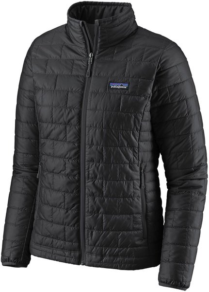 Patagonia Nano Puff Jacket - Women's Color: Black