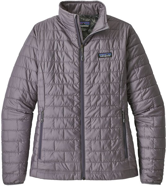Patagonia Nano Puff Jacket - Women's Color: Smokey Violet