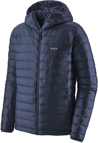 Patagonia Down Sweater Hoody - Men's Color: Classic Navy