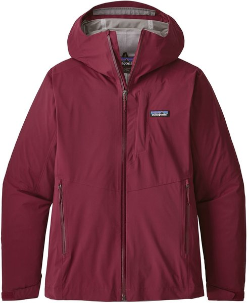Patagonia Stretch Rainshadow Jacket - Women's Color: Arrow Red