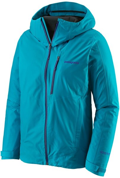 Patagonia Calcite GORE-TEX Jacket - Women's Color: Curacao Blue