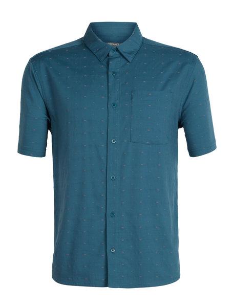 Icebreaker Cool-Lite™ Compass Short Sleeve Shirt - Men's