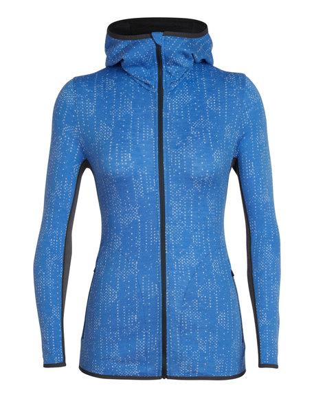 Icebreaker Away Long Sleeve Sip Hood Showers - Women's