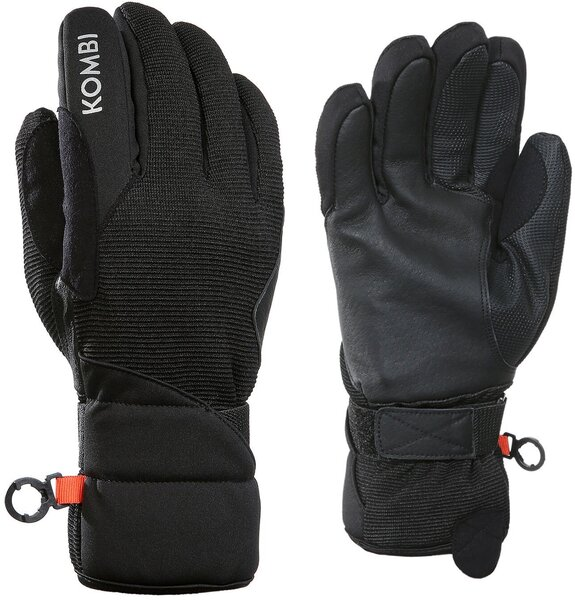 Kombi Wanderer POWERPOINT Touch Gloves - Women's Color: Black