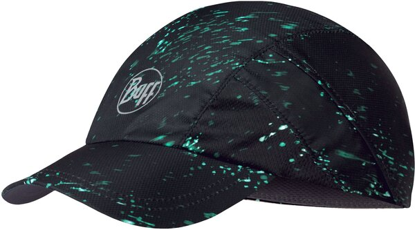 Buff Pro Run Cap Color: Speckle Black