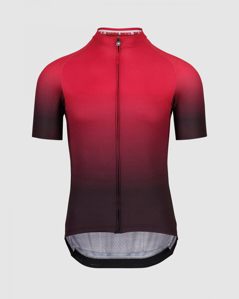 Assos Mille GT Summer SS Jersey C2 - Shifter Color: Vignaccia Red