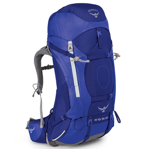 Osprey Ariel AG 55 Pack - Women's Color: Tidal Blue